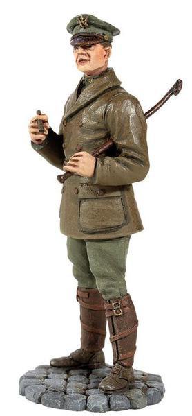 10045 - Colonel Douglas MacArthur, World War I, Rainbow Division, 1917