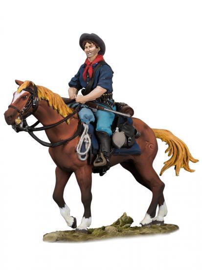 BH1309 - US Cavalry Trooper #2, 1876