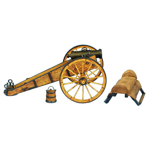 NAP0509 - Austrian 7lb Horse Artillery Howitzer