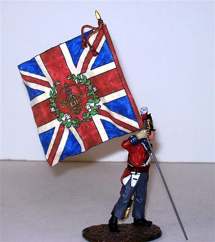 FD-407A - 52nd Regiment King's Colours