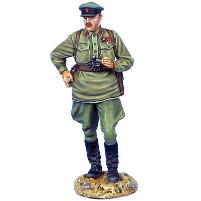 RUSSTAL034 - Russian Staff Liaison Officer