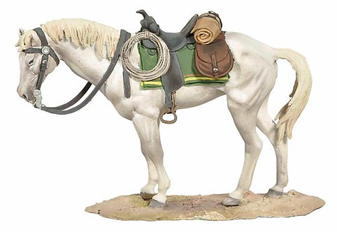 FW504WE - Standing Horse - White