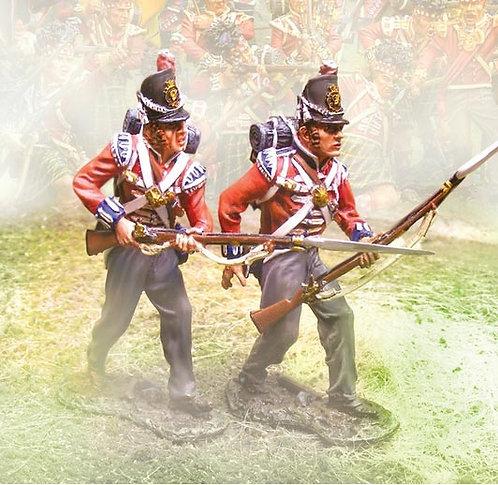 CS00556 - 1st Foot Guards Advancing