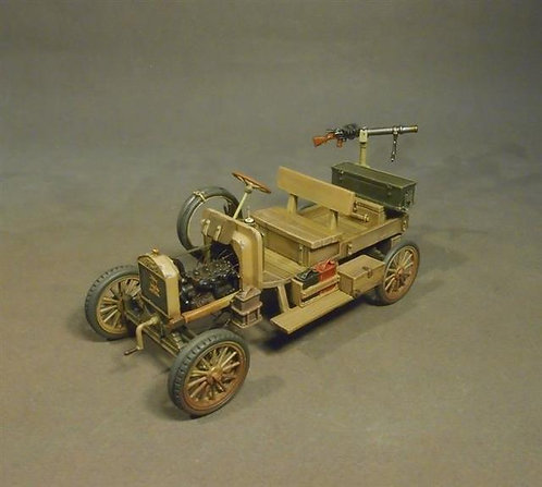 "WAD-20 - Australian 1st Light Car Patrol 1917, Ford Model T , ""Silent Sue"""