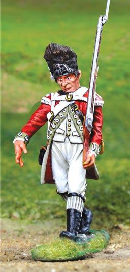 CS00837 - British Revolutionary War Hit