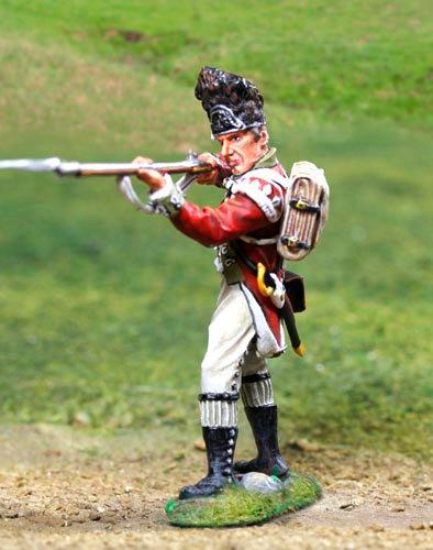CS00838 - British Revolutionary War Firing