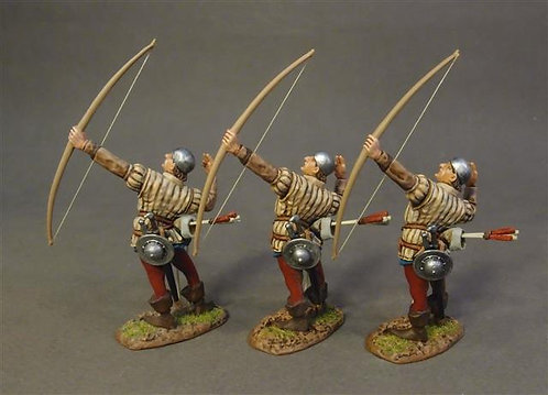 YORK-32N - Yorkist Archers  The Battle of Bosworth Field 1485