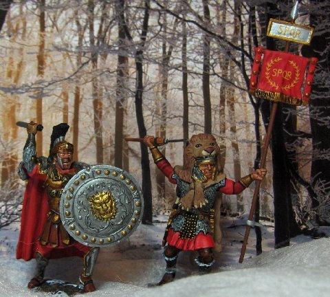 ROME-004 - Roman Command Set #1