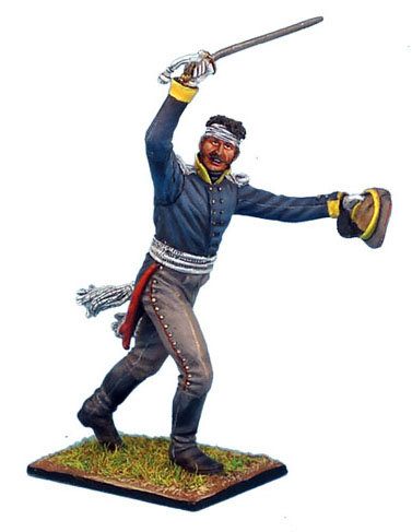 NAP151 - Prussian 11th Line Infantry Regiment Officer with Bandaged Head