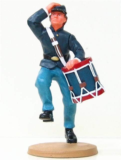 GSC025 - 20th Maine Volunteer Infantry Drummer
