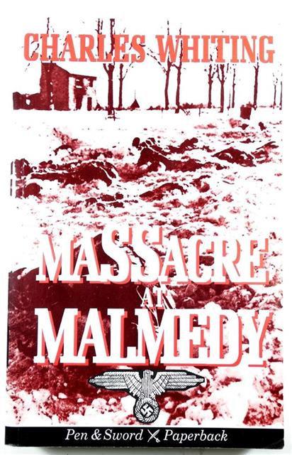 BK051 - MaSSacre at Malmedy by Charles Whiting