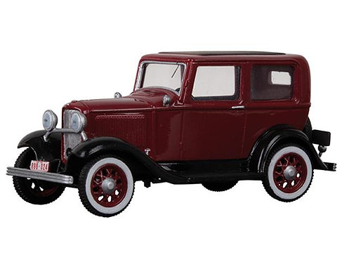 BH1201RD - 1932 Ford V-8 (Red)