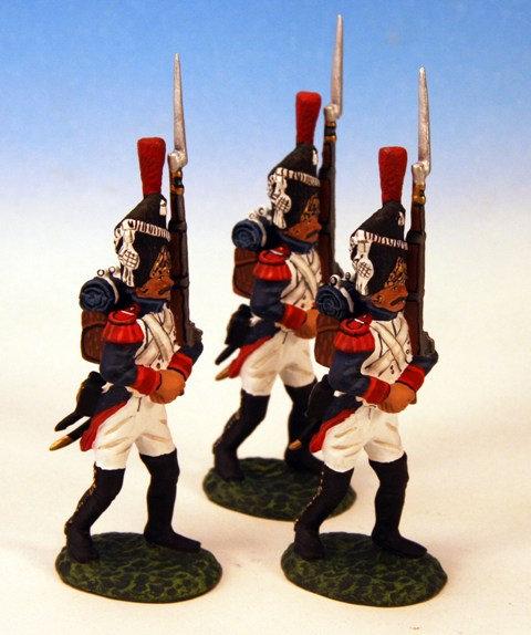 FOG.11 - 3 Marching, Set 1, Old Guard