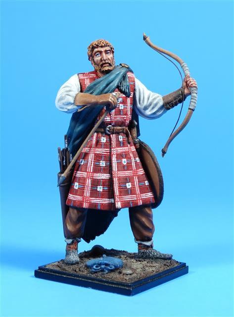 5439 - Scottish Bowman, 17th Century