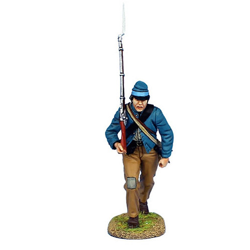 MB005 - Confederate Infantry Advancing