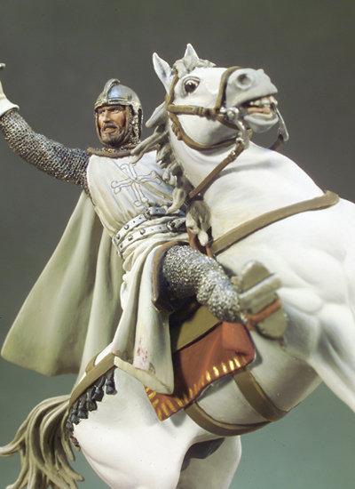 SM-F39 - El Cid on Horseback