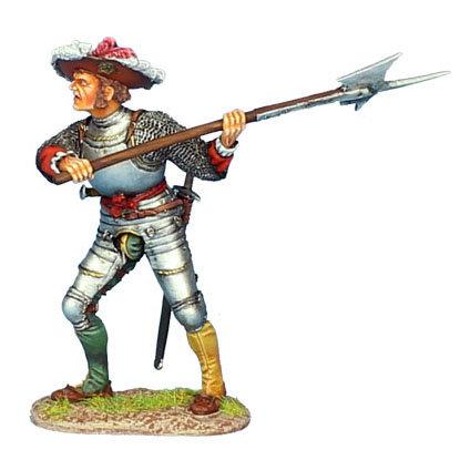 REN049 - Swiss Mercenary Halberdier #2