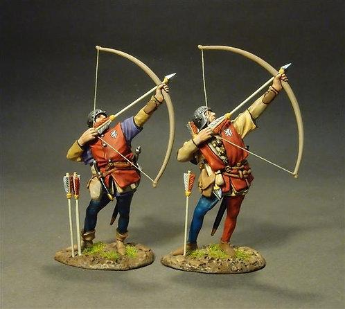 NFYORK-15 - Yorkist Archers The Retinue of John Howard, 1st Duke of Norfolk