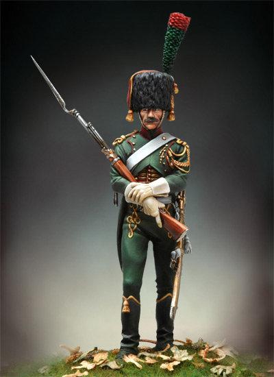S7-F35 - Chasseur a Cheval de la Garde (Tenue d'Escort, 1807)