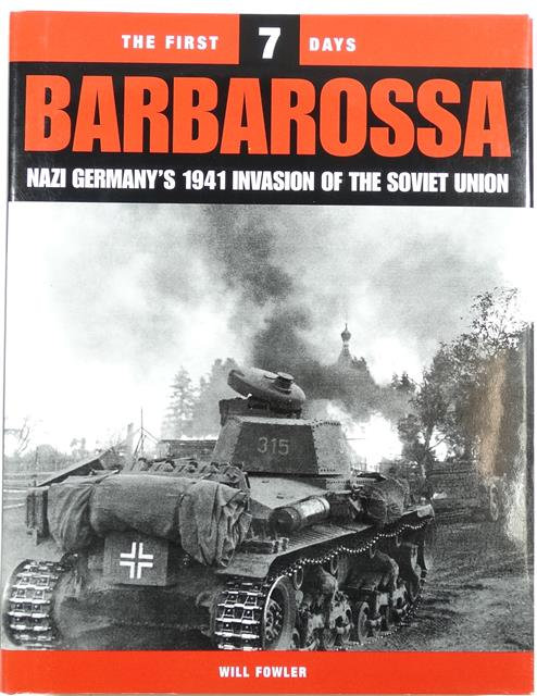 BK079 - The First 7 Days: Barbarossa by Will Fowler