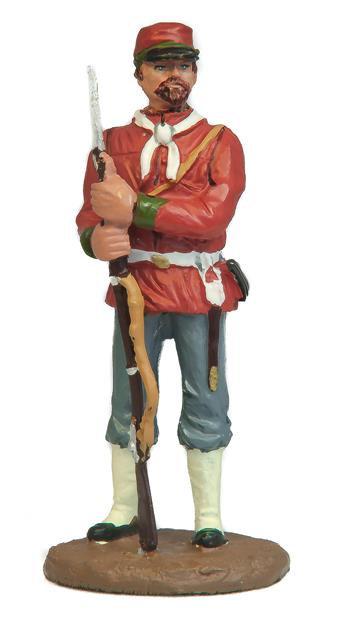 GAR002 - Garibaldino at Calatafimi, 1860 - Italian Independence