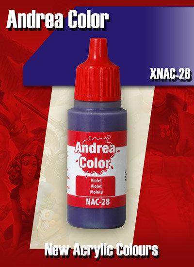 XNAC-28 - Violet - Andrea Color