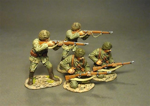 GLT-05N - Ottoman Infantry Firing Set #2  The Gallipoli Campaign