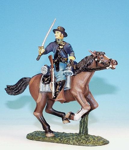 MUC.6 - N.C.O. Sword at Ready, Mounted Cavalry