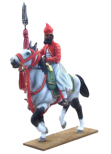22003 - A Jaipur Horseman