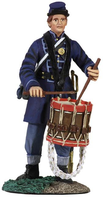 31204 - Union Infantry Side Drummer No.1