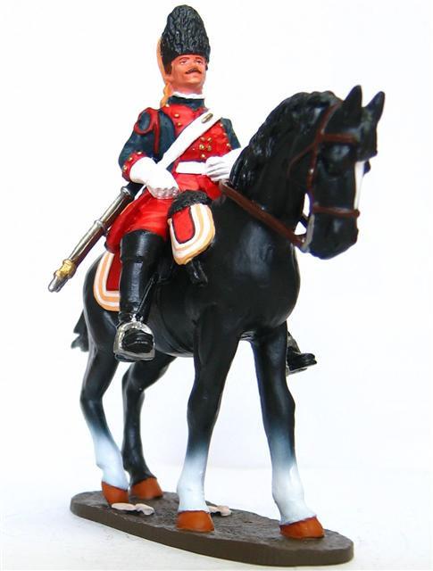 CBH068 - Grenadier Rgt Dragons Liechteinstein, 1748
