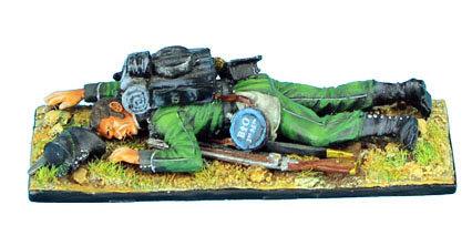 NAP0290 - British 95th Rifles Dead