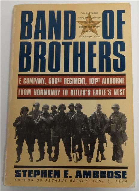 BK008 - Band of Brothers (E Company, 506 Regiment, 101st Airborne from Normandy)