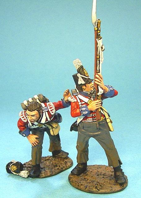 BCH-05 - 1st Royal Scots Wounded Grenadiers (2pcs)