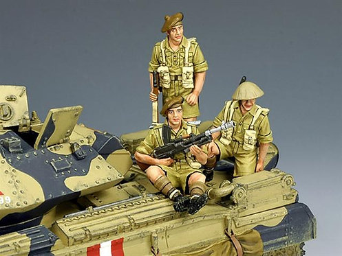 EA030 - Eighth Army Tank Riders