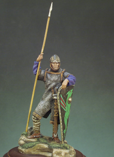 SM-F40 - Norman Warrior, Hastings
