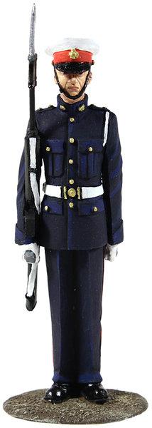 13002 - British Royal Marine, King's Squad, 1970's
