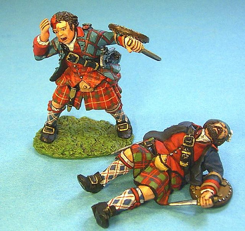JR-04 - Wounded Highlanders 1