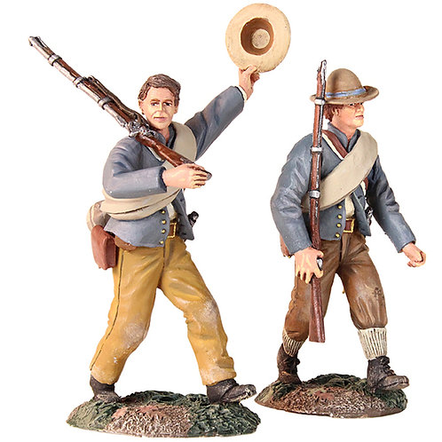 """31240 - """"Huzza For the Company"""" - Confederate Infantry Marching Set"""