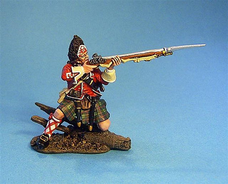 TIC-25 - 42nd Regiment of Foot, Grenadier Kneeling Firing