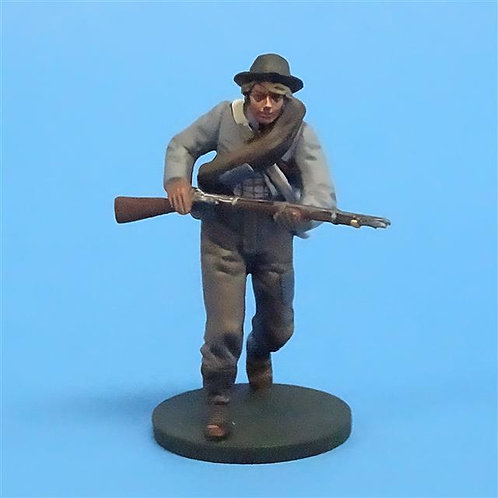 CORD-0608 - Confederate Advancing - ACW - Oryon - 60mm Metal - No Box