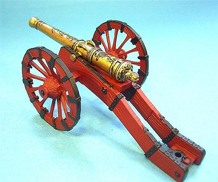 QFGUN-01 - French 8-pdr Valliere Gun