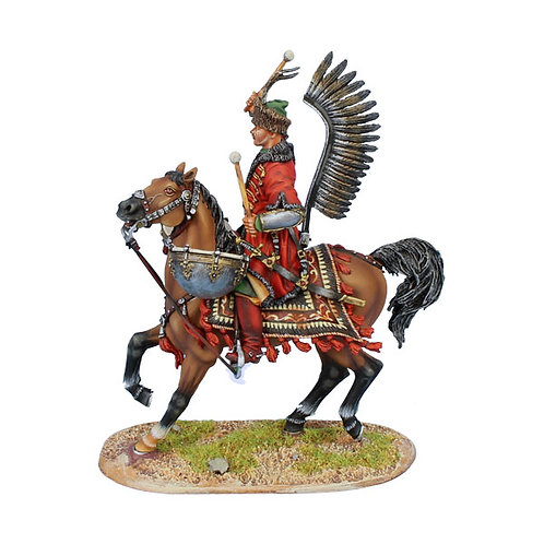 TYW006 - Polish Winged Hussar Kettle Drummer
