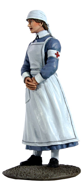 23061 - 1914-18 British Nurse