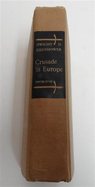 BK019 - Crusade in Europe by Dwight D. Eisenhower
