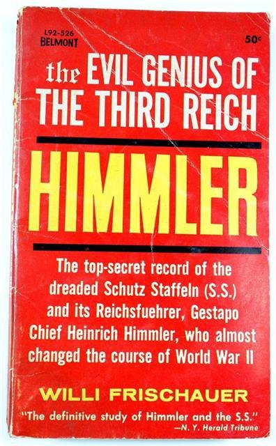 BK033 - Himmler: The Evil Genius... by Willi Frischauer