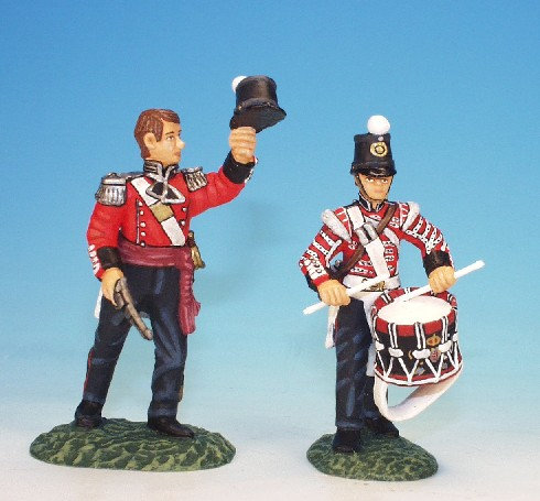 QOF.7 - Officer and Drummer