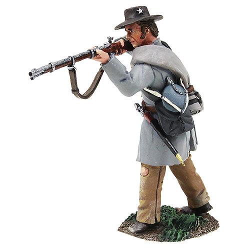 31257 - Confederate Infantry Texas Brigade Standing Firing No.3