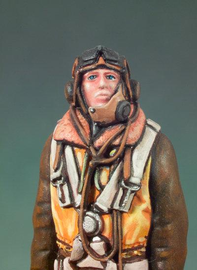 S5-F21 - R.A.F. Air Gunner (1943)