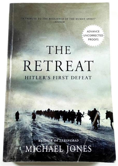 BK091 - The Retreat: Hitler's First Defeat by Michael Jones